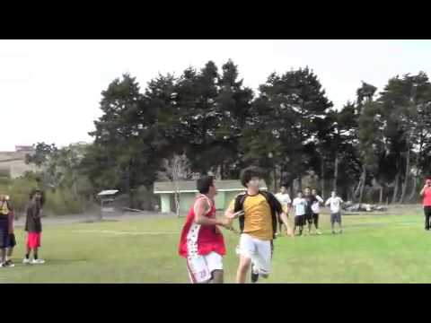 American Football in Costa Rica (Episode 2) - Central America Sports and Education Project