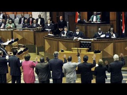 New Cabinet sworn in