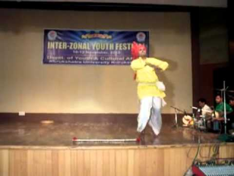 Haryanvi Folk Dance Pahlam Jhatke Aayi video