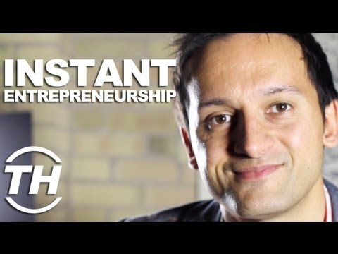 Instant Entrepreneurship - Marcus Daniels Talks Starting Your Own Business Without High Costs