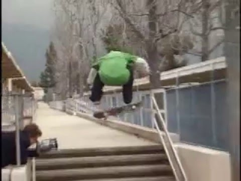Pro Skaters, Big Gaps