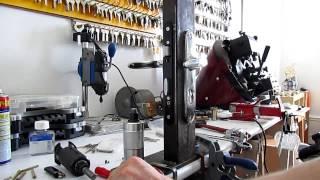 Déverrouiller une porte fermée à double-tour - Arrache cylindre Wendt OFC