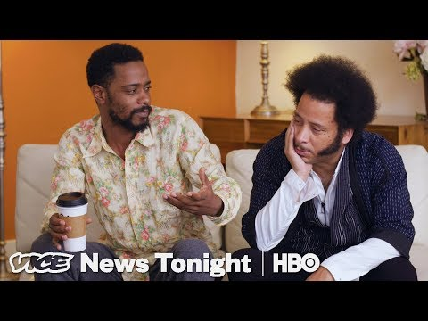 "Boots Riley And The 'White Voice' In ""Sorry To Bother You"""