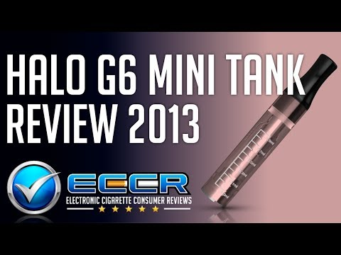 ECCR Xtra: Halo G6 Mini-Tank Review + Halo Triton Compatible