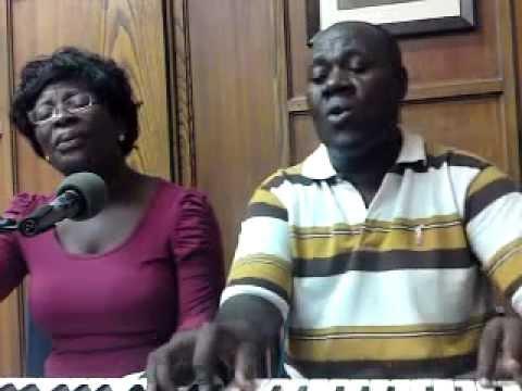Elder Mireku With Dr. Mrs. Cynthia Portuphy (boston 1) video