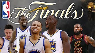 CAVS vs WARRIORS - Langeweile in den NBA FINALS? 🤔