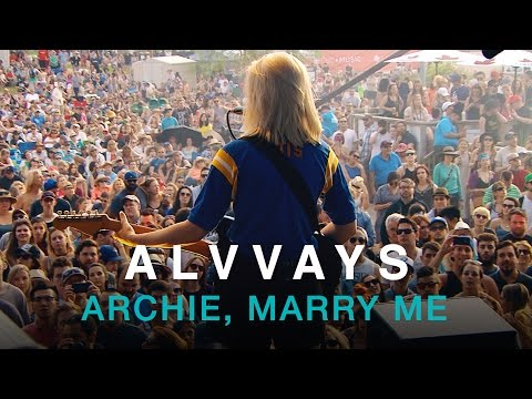 Alvvays - Archie Marry Me