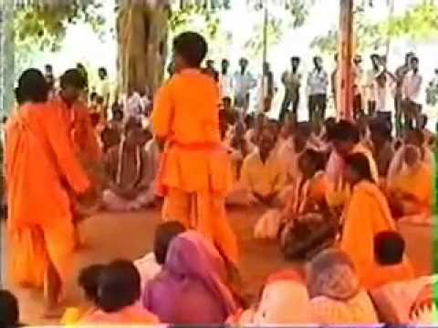 Bengali Village Hare Krishna Kirtan [ladies Party 2006 - Insane Mridanga & Kortala] video