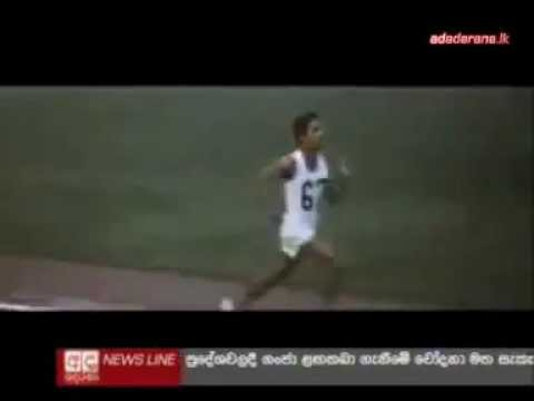 The Legacy Of Sri Lankan Athlete Karunananda video