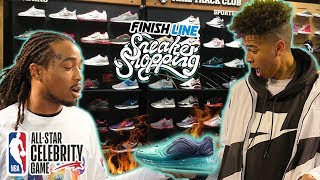 Quavo Goes Sneaker Shopping With Kristopher London