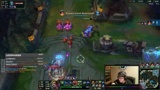 Watch me play League of Legends top rank - Streaming game - Luigi Pagano #1