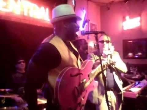 Big Bill Morganfield Hoochie Coochie Man @ Blues Central Anchorage