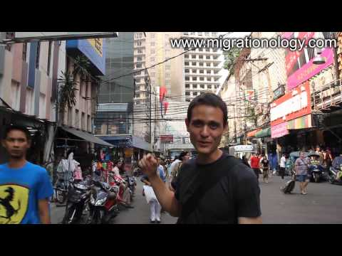 Shopping Carnival In Bangkok and city hotel