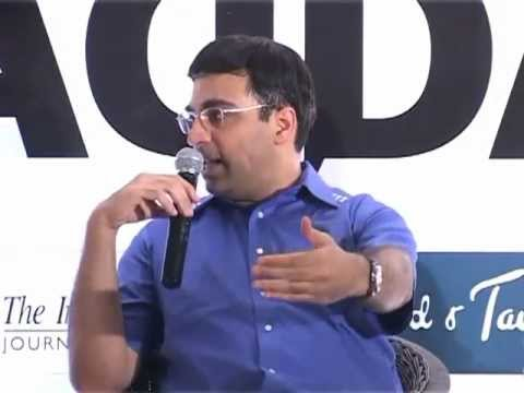 Vishwanathan Anand: How much of chess is played in the mind? - Express Adda