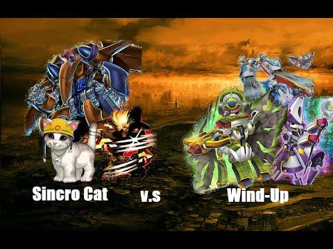Yugioh | Choque de formatos Ep3: Syncro Cat (2009) V.S Wind-Up hand loop (2012)