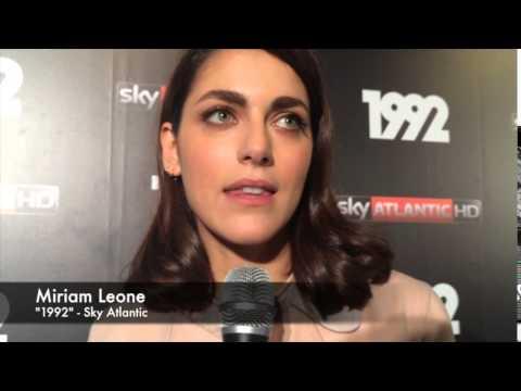 Miriam Leone-