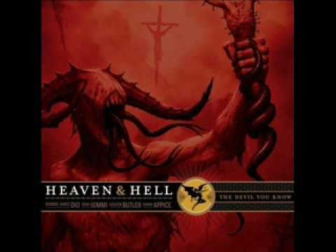 Heaven & Hell - Bible Black W  Animated Lyrics!  ~rip Rjd~ video