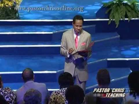 Pastor Chris Teaching Episode 18 - Higher Life Conference Canada 2011 video