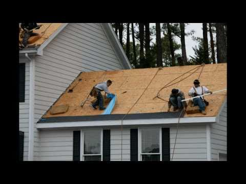 Roof Replacement Process Video
