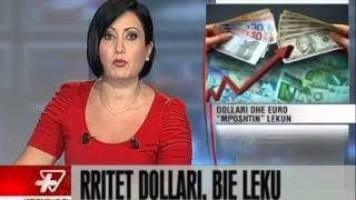 News Edition in Albanian Language - Vizion Plus - 2013 May 20 - 15:00
