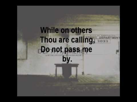 Pass Me Not, O Gentle Savior - Red Mountain Church