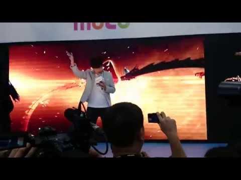 7/6多媒體展~黃立綱現場演唱-天地金光 純野静流 検索動画 14