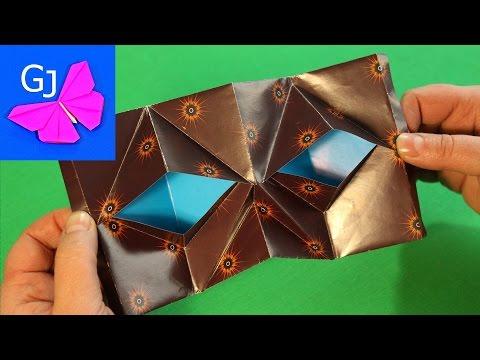 Оригами из бумаги МОРГАЮЩИЕ ГЛАЗА - Search and Watch any YouTube Video
