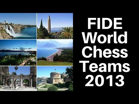 FIDE World Team Championship 2013 Notable Games - Kingscrusher Radio Show