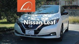 Probamos el nuevo Nissan Leaf 2019