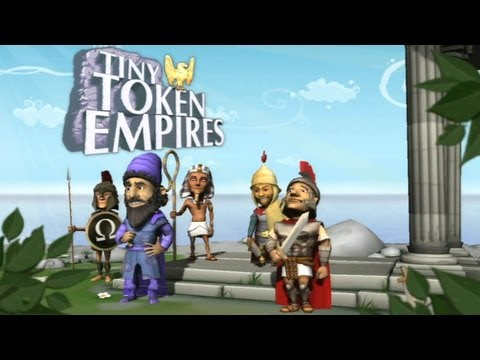 CGR Undertow - TINY TOKEN EMPIRES review for PlayStation 3