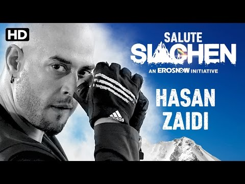 Salute Siachen | Hasan Zaidi – Introduction
