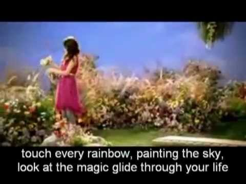 Instrumental karaoke-fly To Your Heart, Selena Gomez video
