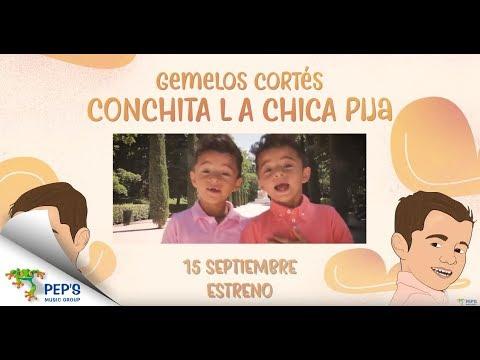 download lagu Gemelos Cortés - Conchita La Chica Pija Teaser Oficial gratis