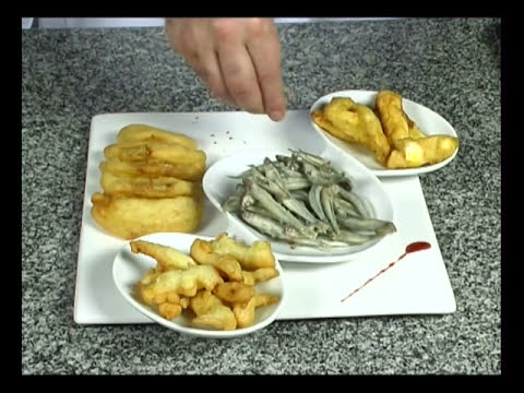 ABC Gourmet. Appetizers - Tabla de frituras