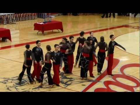 Hip Hop -- Hillcrest High School @ 2012 Gem State Classic
