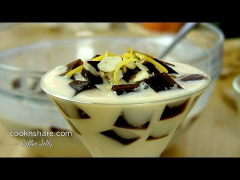 Coffee Jelly - YouTube