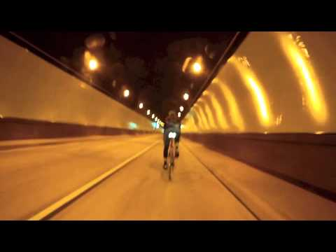 Devil's Slide Tunnel (Southbound)