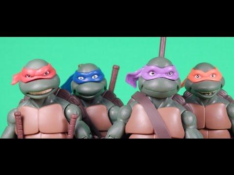 Teenage Mutant Ninja Turtles (1990) HD Movie