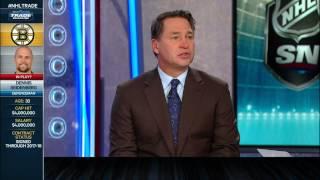 Hrudey, Johnson share miserable trade stories