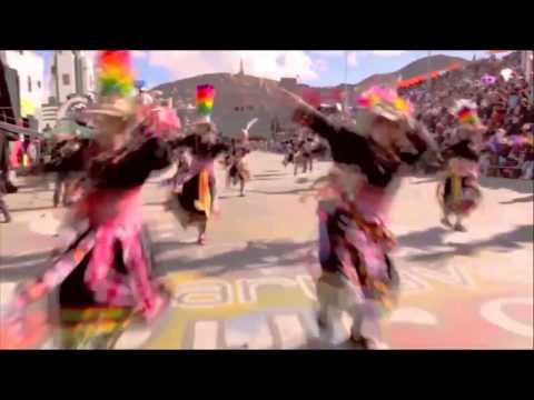 El Majestuoso Carnaval de Oruro 2015 HD