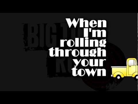Big Time Rush - Windows Down (lyric Video) video