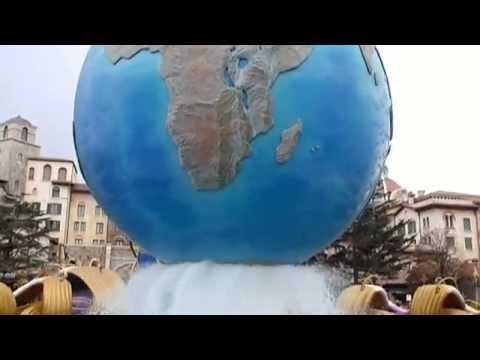 JAPAN 2012 TRIP: Tokyo DisneySEA - The Globe (Entrance)