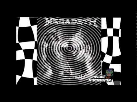 Bay Area Backstage - Gigantour 2012 -Megadeth -Chris Broderick