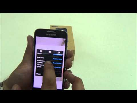 Обзор Samsung Galaxy S4 mini GT-I9195