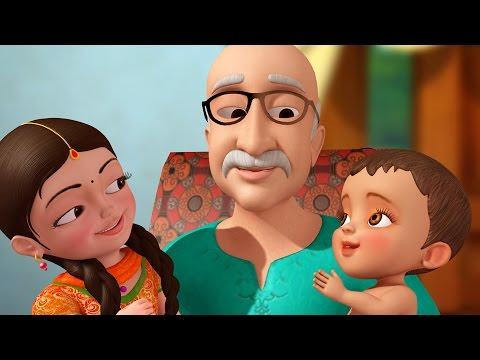 download lagu Dadaji Grand Father  Hindi Rhymes For Children  Infobells gratis