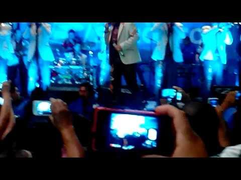 Pequeños musical en plaza sendero valle de chalco