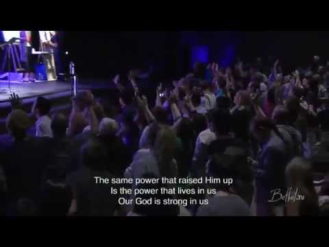 Hunter Thompson - Strong In Us - From A Bethel TV Worship Set
