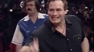 Bobby George vs. Ronnie Sharp - First Round - 1995 BDO World Championship