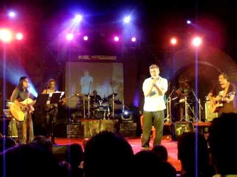 Gori Teri Ankhen-Lucky Ali live  XIMB (Xpressions 2011)