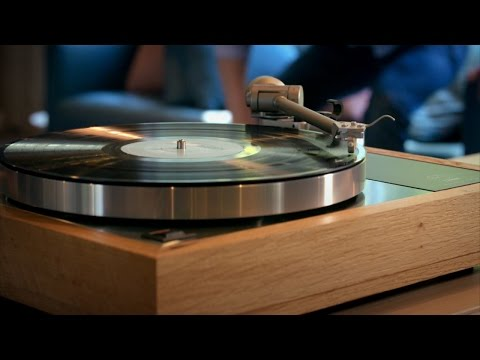A Record Player's Stylus is made of Pure Carbon